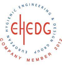 Filtre hygiéniques version conforme aux directives EHEDG