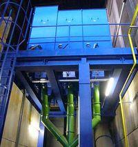 Herding HSL version modulaire pour la galvanisation à chaud de pièces métalliques